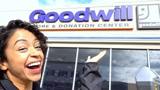 Download THRIFTING BRANDS!! GOODWILL WITH GREATLIZA. Video
