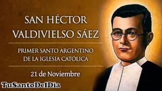 Download San Héctor Valdivielso Sáez, Mártir (21 de Noviembre) Video