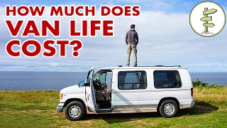 Download How Much Does Van Life Cost & Our Surprising 6 Month Budget!$ Video
