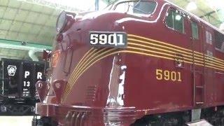 Download The Railroad Museum Of Pennsylvania Video