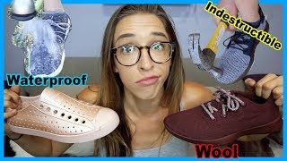 Download Testing Weird Shoes I Got Ads For! Video