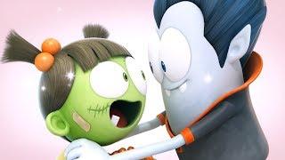Download Spookiz | Zombies Fall In Love | 스푸키즈 | Funny Cartoon | Kids Cartoons | Videos for Kids Video