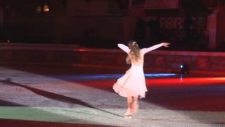 Download Carolina Kostner Christmas on ice 2013 AVE MARIA Eis Club Gardena Video