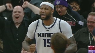 Download Dwyane Wade Game Winner! DeMarcus Cousins Ejected! Bulls vs Kings Video