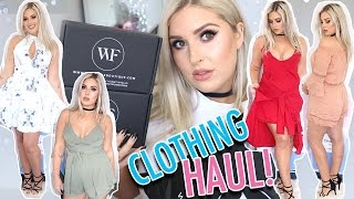 Download Clothing Haul & Try On! ♡ Summer Dresses & Playsuits, Chokers & More! Video