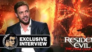 Download William Levy Exclusive RESIDENT EVIL: THE FINAL CHAPTER Interview (JoBlo) Video