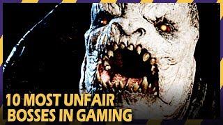 Download 10 Most Unfair Bosses In Gaming Video
