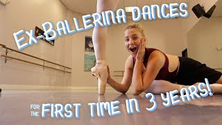 Download Ex-Ballerina Dances for the 1st Time in 3 Years (ft. Luna Montana) Video