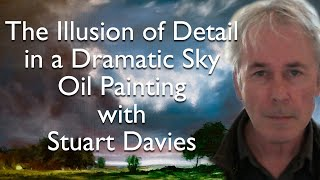 Download The Illusion of detail in a dramatic sky Video