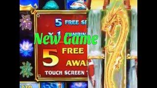 Download ★NEW GAME !☆★DRAGON SURGE Slot Machine (EVERI) $135 Free Play Live @ San Manuel Casino☆彡栗 Video