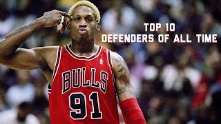 Download HD | Top 10 Defensive Players in NBA History | HD Video