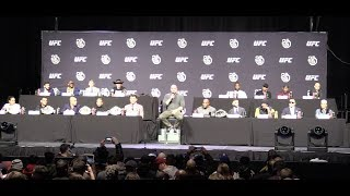 Download UFC 25th Anniversary Press Conference (FULL) Video
