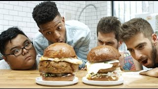 Download Thai Burger Taste Test w/ The Brothers Green Video