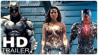 Download JUSTICE LEAGUE Extended Trailer (2017) Video