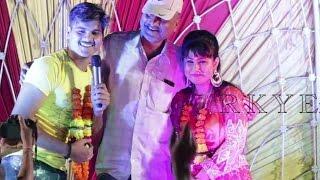 Download New Live Performance, कल्लू जी, प्रियंका सिंह का सादी Full HD Video, With His Father Video