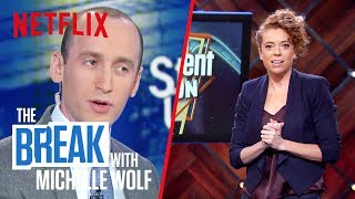 Download The Break with Michelle Wolf | Entertainment Explosion | Netflix Video
