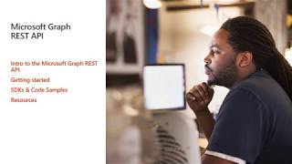 Download Build apps with Microsoft Graph API Video