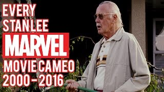 Download Every Stan Lee Marvel Movie Cameo: 2000-2016 Video