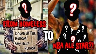 Download From HOMELESS to ALL-STAR? The NBA's Most Incredible Story! Video