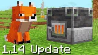 Download 50 Updates NEW in Minecraft 1.14 Video