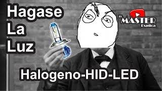 Download Halogeno vs HID vs LED cual poner Video