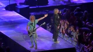 Download Hysteria & Let's Get Rocked - Def Leppard @ Rogers Arena 04/18/2015 Video