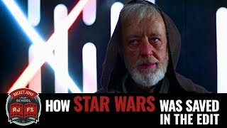 Download How Star Wars was saved in the edit Video