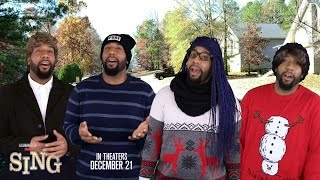 Download Starrkeisha's Christmas Carols! @TheKingOfWeird (Powered by Universal's 'SING') Video