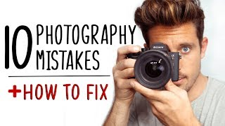 Download 10 Beginner Photography Mistakes + How To Fix Video