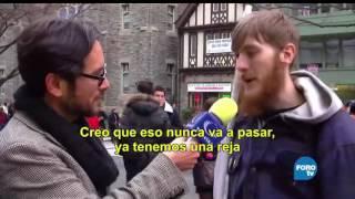 Download Genaro Lozano entrevista a manifestante antiTrump Video
