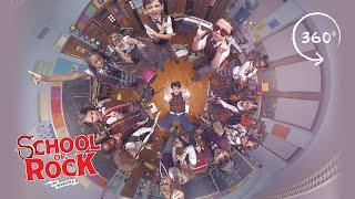 "Download SCHOOL OF ROCK: The Musical – ""You're in the Band"" (360 Video) Video"