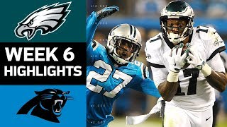 Download Eagles vs. Panthers | NFL Week 6 Game Highlights Video