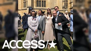 Download Meghan Markle's 'Suits' Co-Stars Celebrated After The Royal Wedding With Karaoke! | Access Video