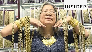Download Hip-Hop Stars Get Bling From This Woman Video