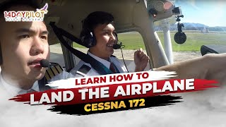 Download Learn to Fly: Approach & Landing at KCMA Cessna 172 Video