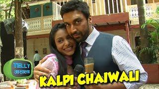Download Kalpi Makes 'Chai' For Raghav On The Sets Of Ek Mutthi Aasman - Zee Tv Show Video
