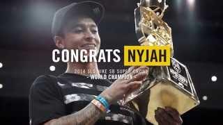 Download Street League 2014: Dedicated to the SLS Nike SB Super Crown World Champ - Nyjah Huston Video