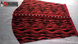 Download Designer pearl sleeve for kurti , Blouse or any designer dress. डिज़ाइनर स्लीव बना का आसान तरीका Video