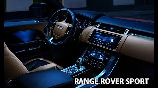Download 2018 Range Rover Sport INTERIOR / More comfortable than ever Video