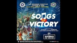 Download RCCG HOLYGHOST CONGRESS 2017 DAY 5 EVENING SESSION SONGS OF VICTORY Video