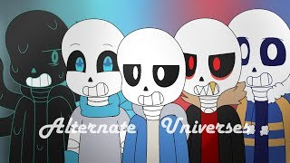 Download [Animation] - Turn The Lights Off Alternate Universes - Undertale Video