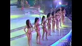 Download Bb. Pilipinas 2007 Swimsuit Competition (Part 1) Video
