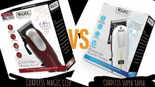 Download Cordless magic clip vs Cordless super taper Video