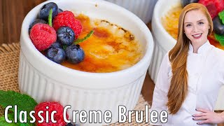 Download Classic Creme Brulee Video