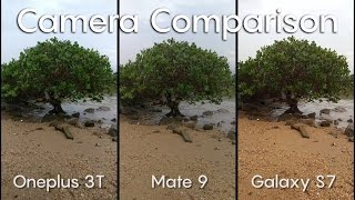 Download Oneplus 3T vs Huawei Mate 9 vs Galaxy S7 - Camera Battle! Video