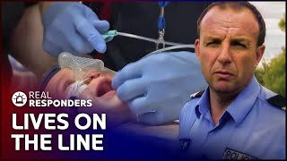 Download Critically Ill Baby Flown To Sydney | Emergency Down Under | Real Responders Video