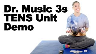 Download Dr. Music 3s Wireless TENS Unit Review & Demo - Ask Doctor Jo Video