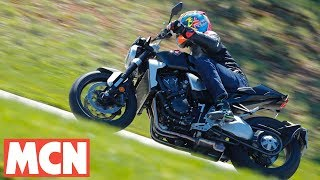 Download Honda CB1000R   First Rides   Motorcyclenews Video