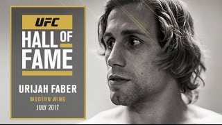 Download Urijah Faber Joins the UFC Hall of Fame Video