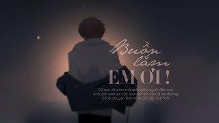 Download Buồn Lắm Em Ơi - Trịnh Đình Quang #BLEO Video